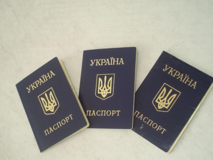 граждансво Украины